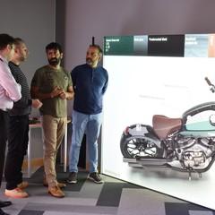Foto 20 de 81 de la galería royal-enfield-kx-concept-2019 en Motorpasion Moto