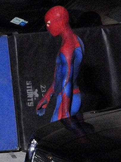 Foto de 'Spider-Man' de Marc Webb, nuevas fotos del rodaje (2/17)
