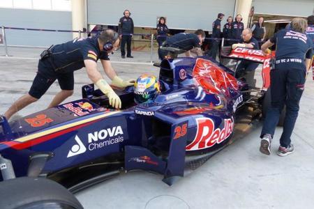 """Jean-Eric Vergne: """"No se pueden resolver problemas con el coche parado en boxes"""""""