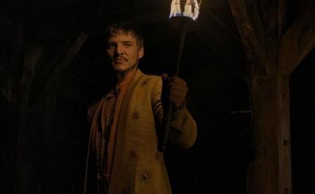 Oberyn visita a Tyrion