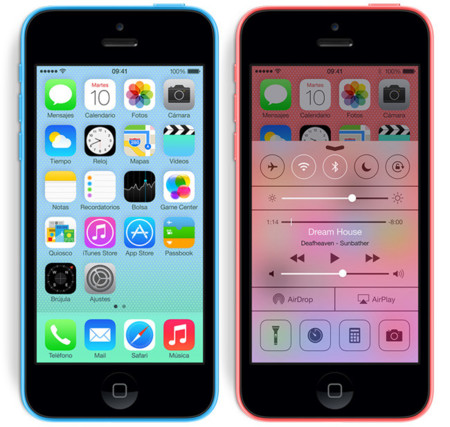 iPhone 5C: no, no hay color