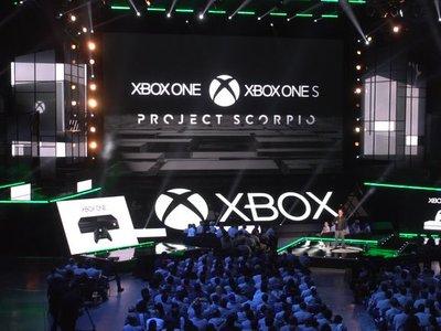 Microsoft confirma la fecha y hora de su conferencia del E3 2017: el domingo 11 de junio por la noche