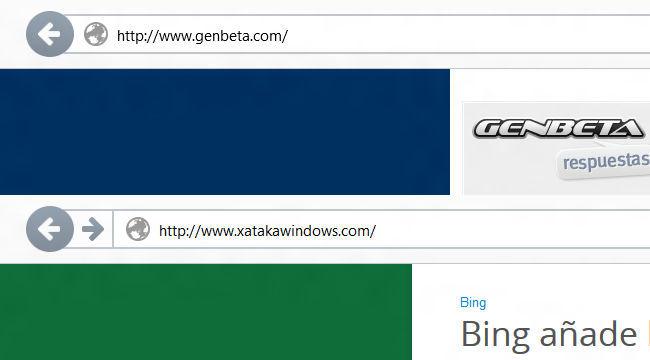 Botones navegación Firefox Metro