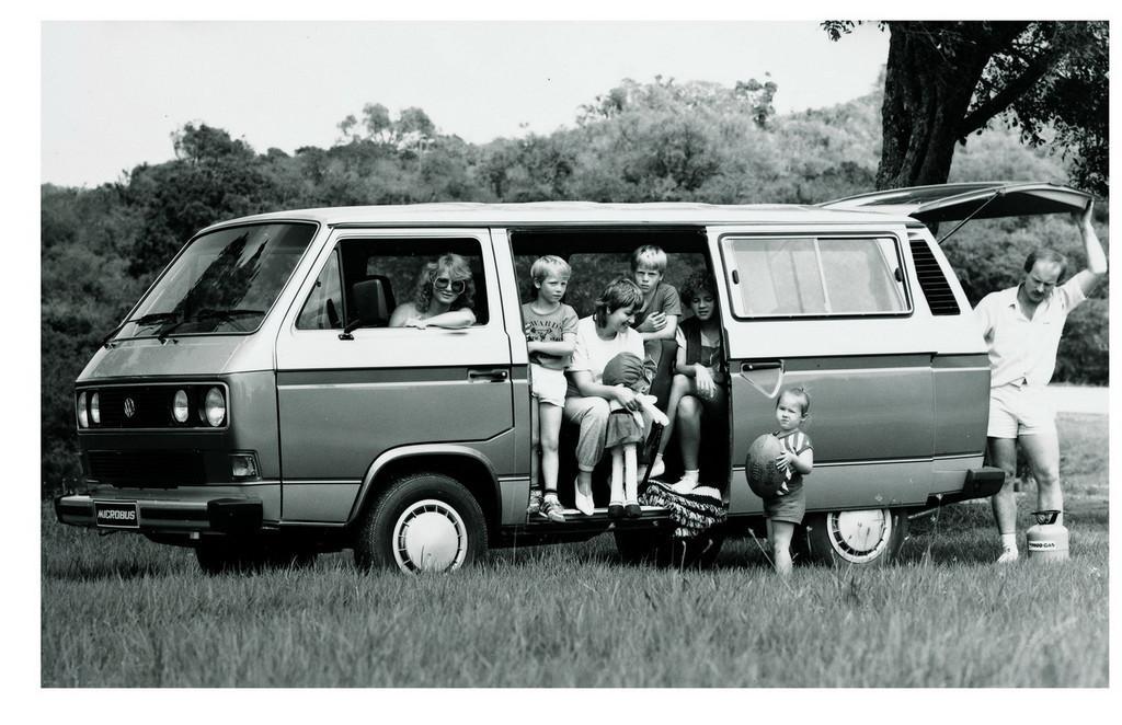 Foto de 60 años del Volkswagen Bully (10/34)