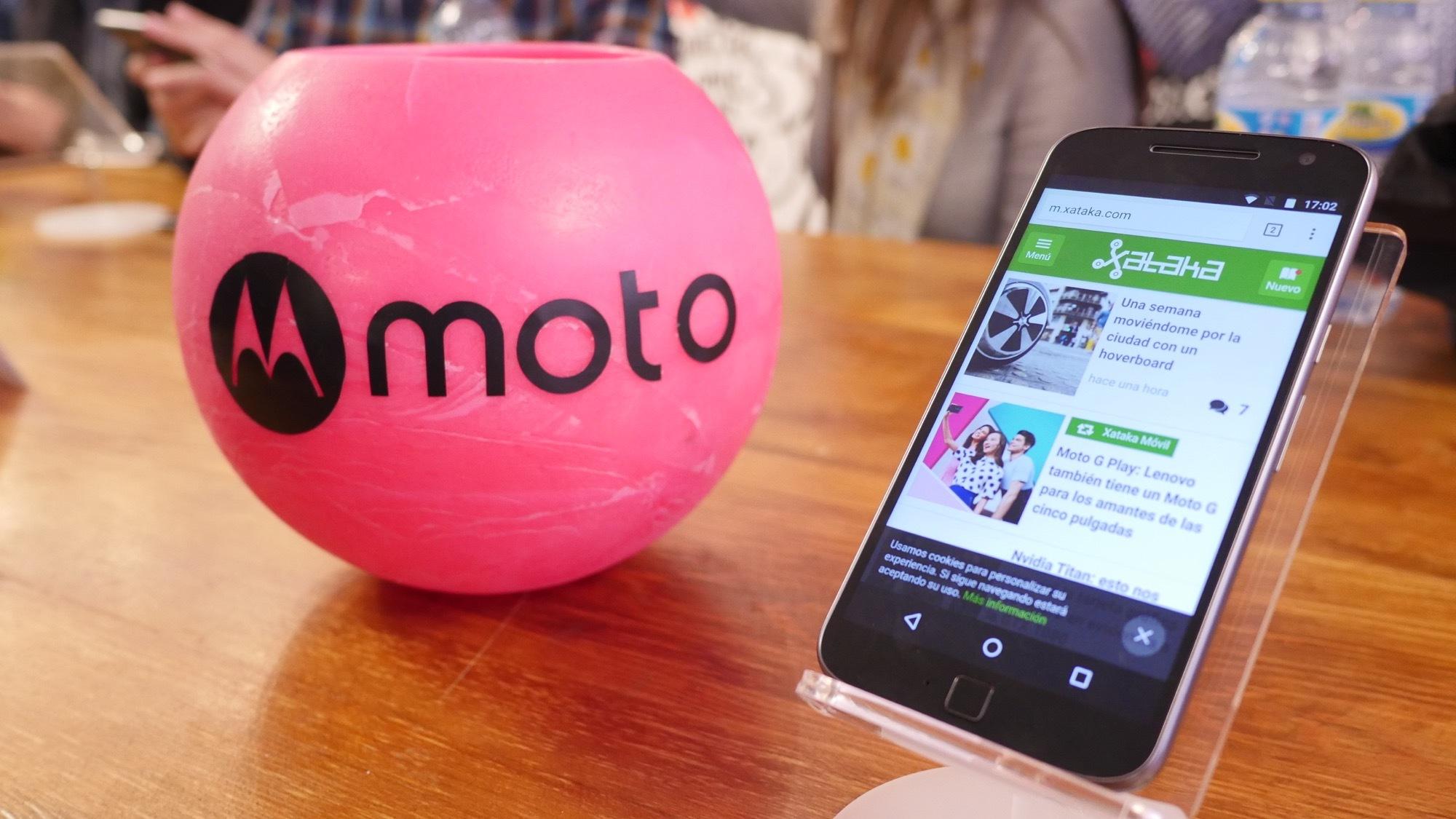 Foto de Motorola Moto G (4ª gen) y Moto G Plus (10/14)