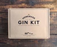 Homemade Gin, kit para elaborar tu propia ginebra en casa