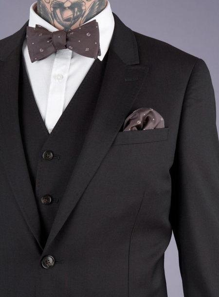 Moda para hombres: la hora de la pajarita en la fiesta