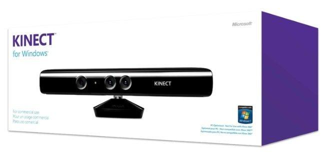kinect windows microsoft