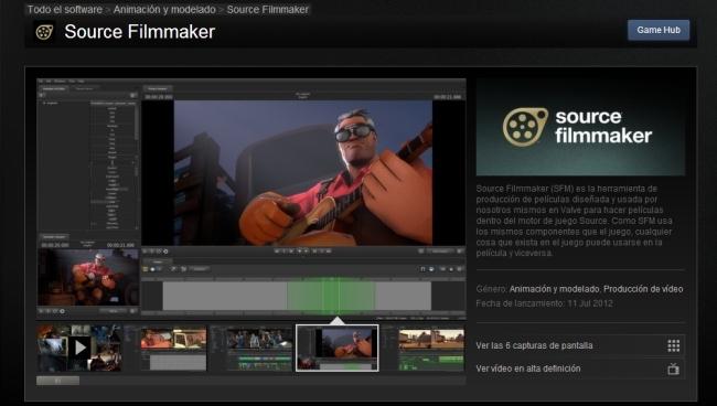 Software en Steam