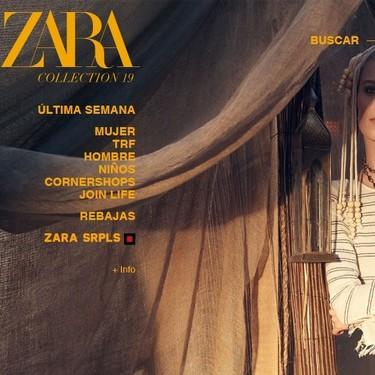 El nuevo logo de Zara no es tan nuevo como parece