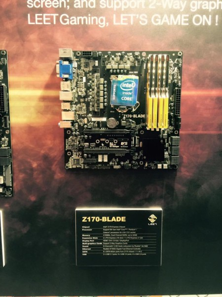 Ecs L33t Z710 Blade