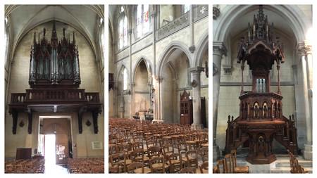 Interior Notredame