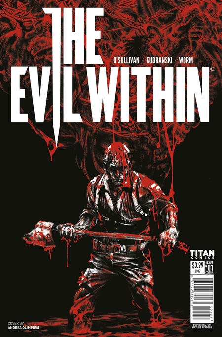 The Evil Within Comic