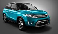 El Suzuki Vitara 2015 se deja ver