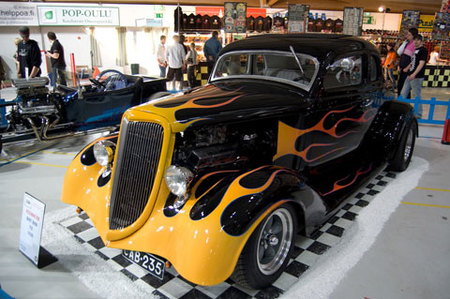 1936 Plymouth Hot Rod