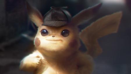 Este era el aspecto del Pikachu interpretado por Danny DeVito en Detective Pikachu antes de Ryan Reynolds