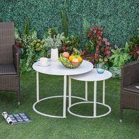 20% de descuento en muebles de jardín con tumbonas, juegos de mesas o pérgolas rebajadas en Amazon
