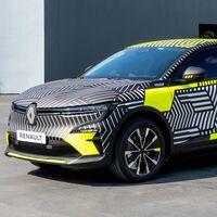 Renault revela la silueta del Mégane E-Tech, un adelanto (casi) completo de su primer SUV eléctrico