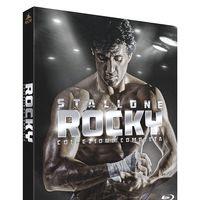 La saga Rocky al completo, con sus 6 películas en Blu-ray, por 14,99 euros