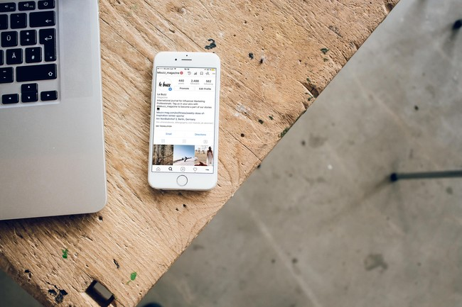 La nueva inteligencia artificial de Instagram cuenta a los usuarios con problemas de visión qué hay en pantalla