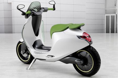 Smart anuncia la llegada de su eScooter al servicio Car2go