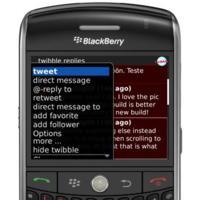 Twibble 0.9.8, nueva beta del cliente de Twitter