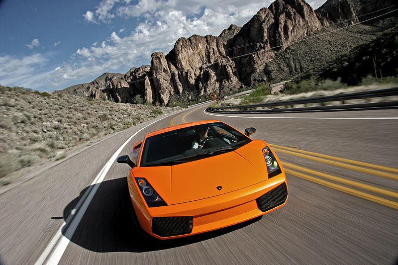 Foto de Lamborghini Gallardo Superleggera Naranja (13/19)