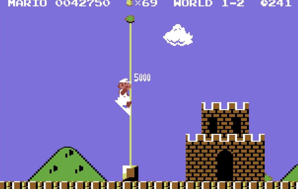 Super Mario Bros. vuelve a la vida tras 7 años de desarrollo para un ordenador de hace 37 años como el C64