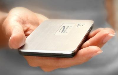 Novatel MiFi, router 3G de diseño