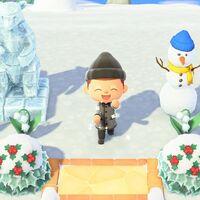 Animal Crossing: New Horizons: todos los proyectos y materiales del set de iceberg