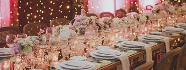 Las tendencias 2020 más bonitas en decoración para celebrar una boda inolvidable