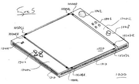 Sony EyePad. El próximo mando de PS4 podría ser un tablet 3D