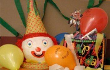 Organizar la fiesta de cumpleaños