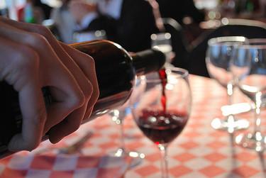 La crisis y el vino
