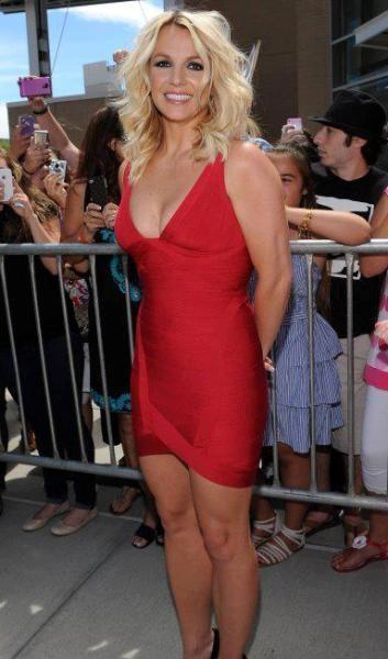 Britney Spears está castigada sin teléfono hasta nueva orden