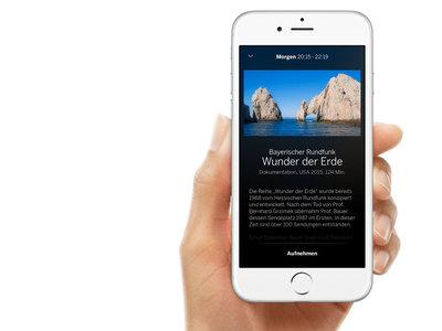 Loewe actualiza la app para móviles con la que controlar sus televisores inteligentes