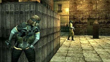 'Metal Gear Solid: Portable Ops', primeras impresiones