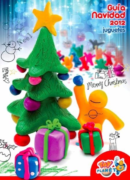 El catálogo de juguetes de Navidad 2012 de Toy Planet