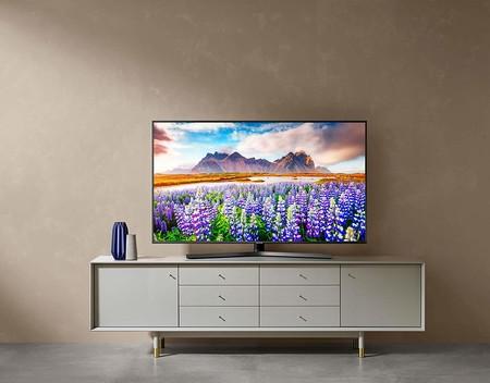 """El televisor Samsung 4K 43RU7475 de 43"""" con Apple TV y compatibilidad con Alexa está más barato que nunca en Amazon: 399,20 euros"""