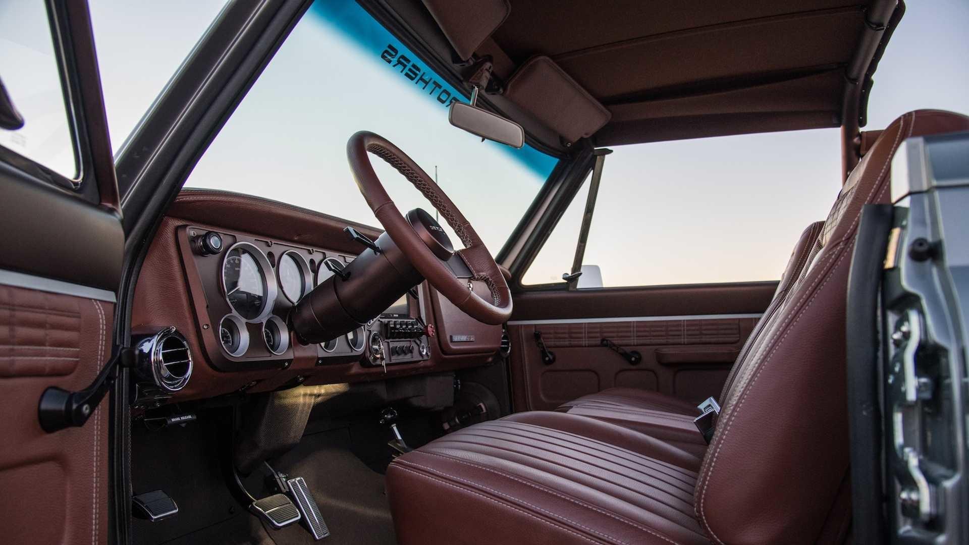 Foto de Ringbrothers Chevrolet K-5 Blazer 1971 (13/73)