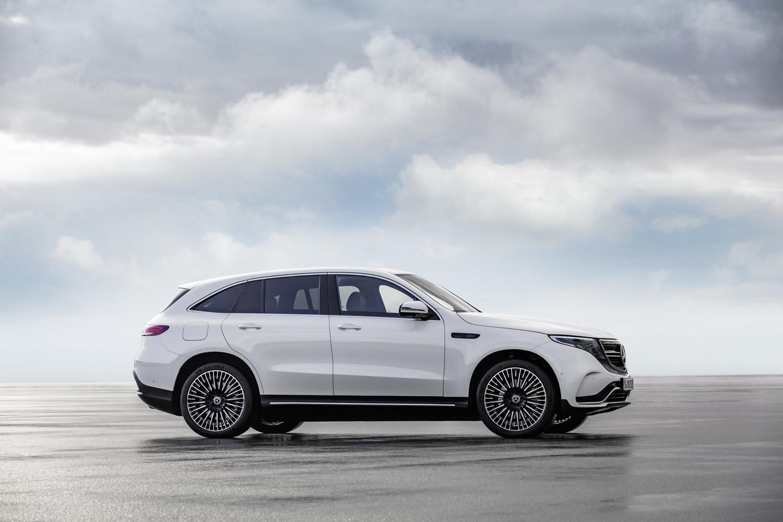 Foto de Mercedes-Benz EQC 2019 (27/74)