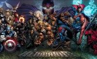 Los cómics en movimiento de Marvel llegan a la red