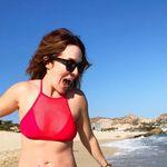 Una madre de tres hijos comparte su foto en bikini con un mensaje para motivar a otras mamás
