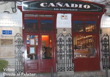 De pinchos por Cantabria, Cañadío