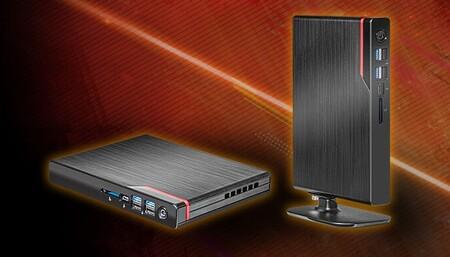 ASRock estrena los Mars 4000U, sus nuevos mini-PC con CPUs Ryzen 4000U embutidos en una carcasa minimalista