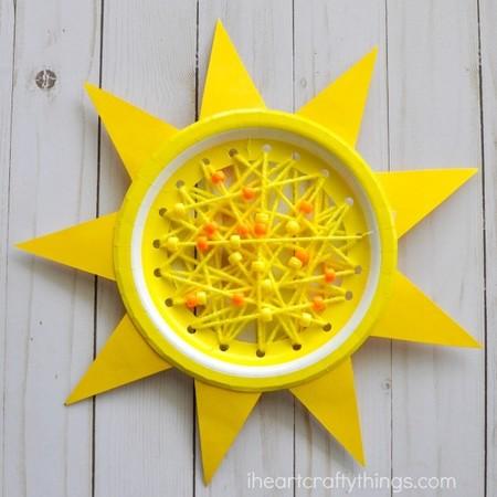 Manualidades Verano Sol