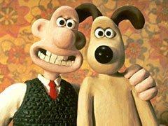 Konami y Wallace & Gromit