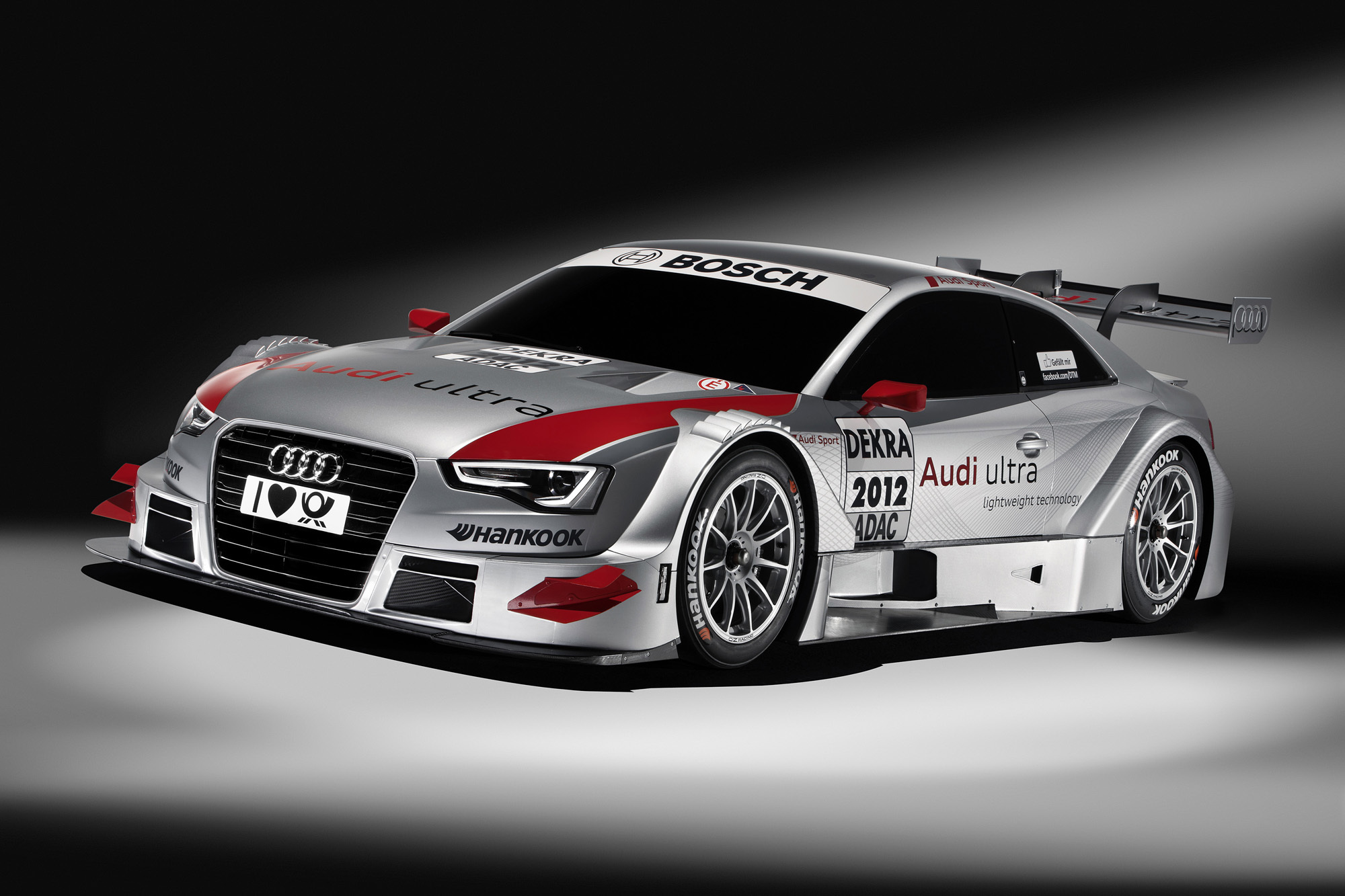 Foto de Audi A5 DTM (1/17)
