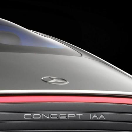 Este prototipo de Mercedes para el Salón de Frankfurt nos hará soñar con un C111 moderno
