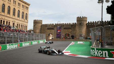 La Fórmula 1 llega a Bakú, una peligrosa trampa medieval donde nadie consigue ganar dos veces